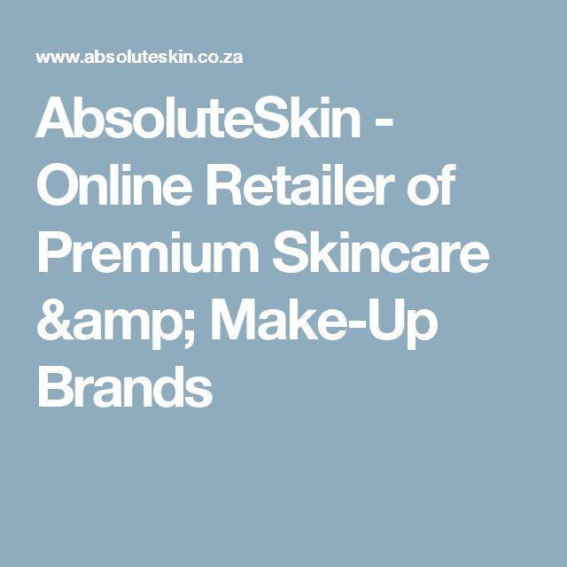 AbsoluteSkin - Online Retailer of Premium Skincare & Make-Up Brands