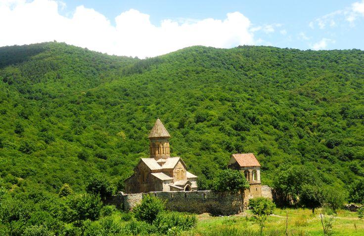 Pitareti Monastery Adventure – Georgian Tour Magazine