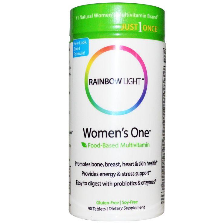 Rainbow Light Vitamins Women -See more Vitamins and Supplements at http://tonyshealthandfitness.com/tonys-vitamin-and-supplement-store