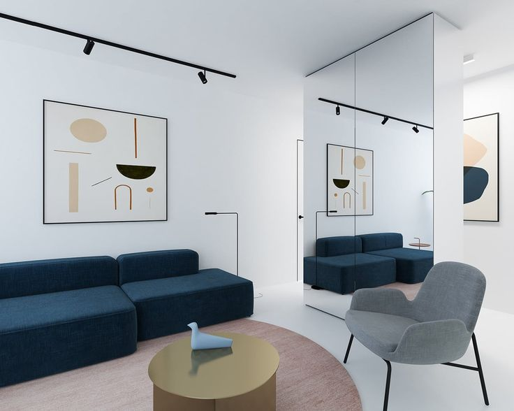 Mproject Interior Design by Emil Dervish  and Lera Brumina http://mindsparklemag.com/design/mproject-interior-design/
