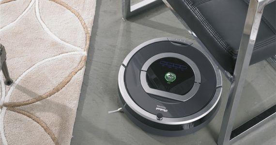 Win an iRobot Roomba 770 Vacuum Cleaning Robot