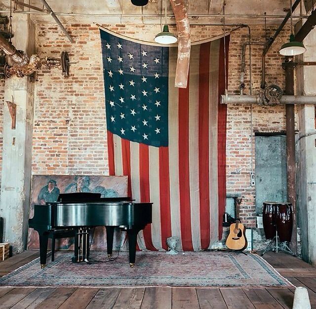 15 best Vintage Flags Decor Mostly American images on Pinterest