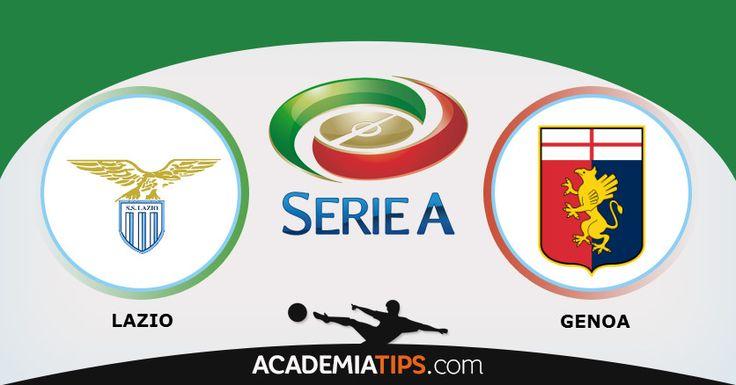 Prognóstico Lazio x Genoa: As equipas passam por fases recentes distintas, já que temos uma Lazio em boa forma atual e um Genoa com alguma dificuldade em...  http://academiadetips.com/equipa/prognostico-lazio-x-genoa-serie-italiana/