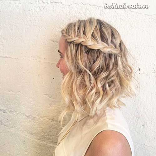 Really Cute Hairstyles for Short Hair 2016 - 13 #ShortBobs