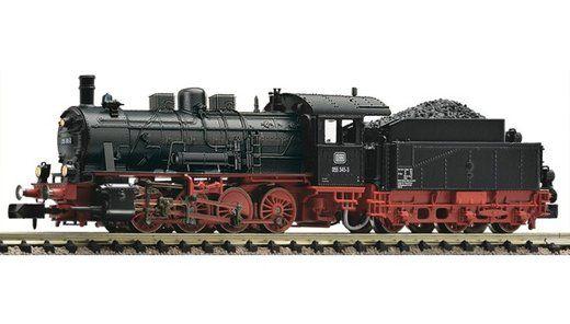 Ånglok BR 055, DB Ep IV - DCC