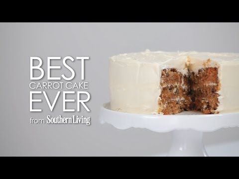 How to Make the Best Carrot Cake Ever | MyRecipes - YouTube