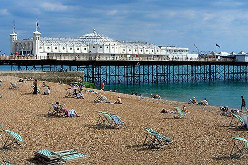 Pier - Brighton