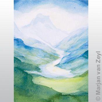 M v Zeyl - Mountain Valley