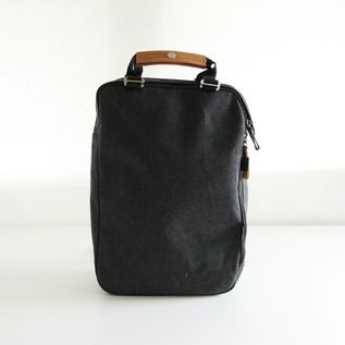Daypack(Washed Black)