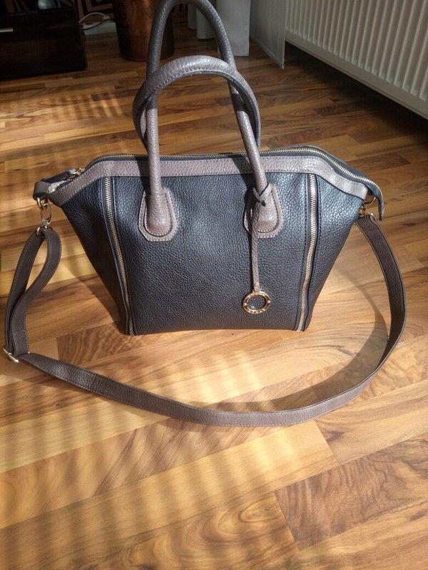 Handtasche, Umhängetasche, Shopper, Schwarz