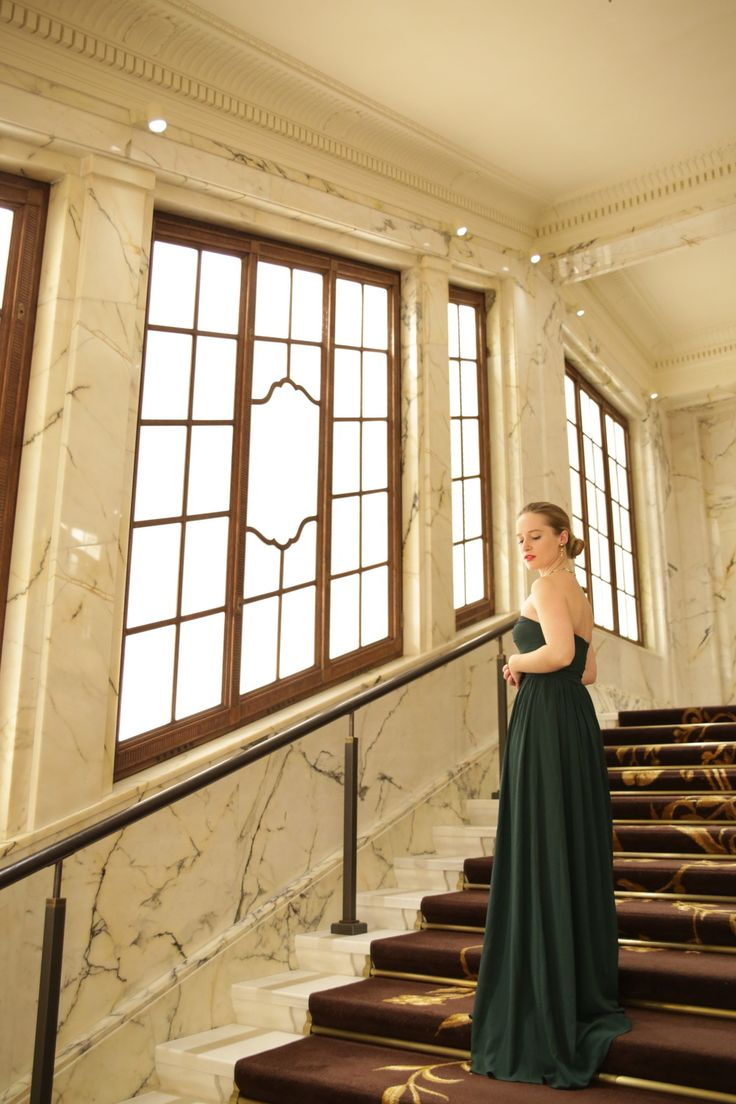 Sharing all about my stay at the Park Hyatt Vienna on Being Elliott.