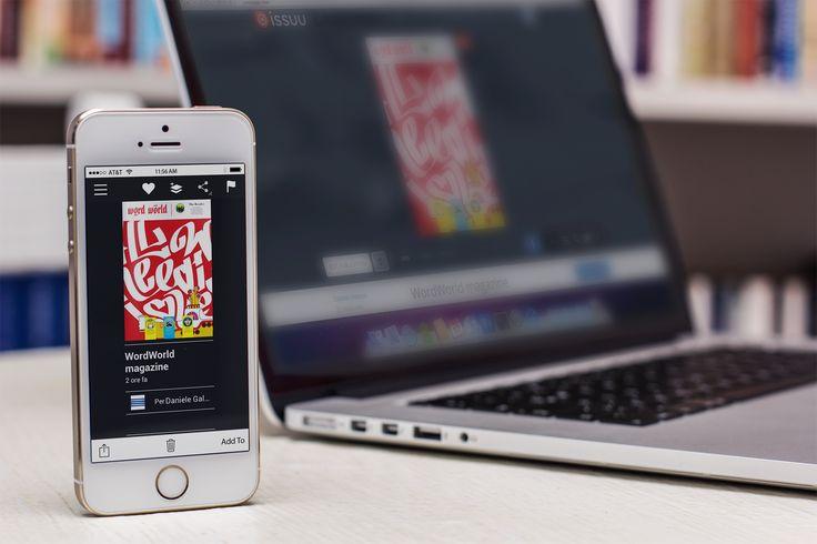 Word World Magazine - App e Online version
