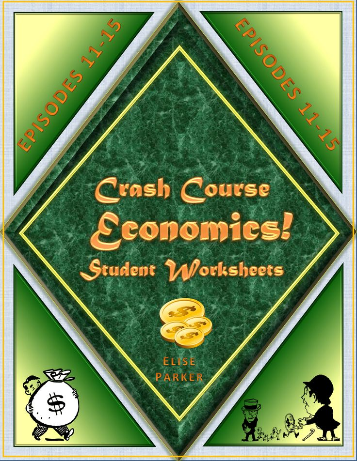 47 best images about Crash Course Economics on Pinterest | Labor, Productivity and Comparative ...