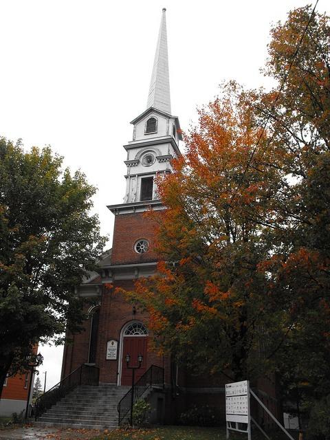 Danville, Quebec Trinity United Church   Flickr - Photo Sharing!