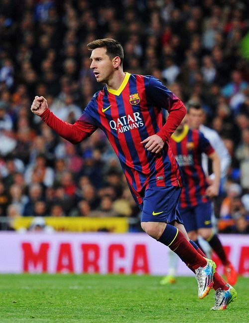 With his hat-trick against Real Madrid on Sunday, Leo Messi is now the all time top goal scorer (21) in El Clasico history.