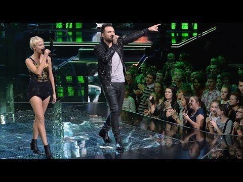 "The Voice of Poland III - Mateusz Ziółko i Kasia Stanek - ""Mamona"" - Live - YouTube"