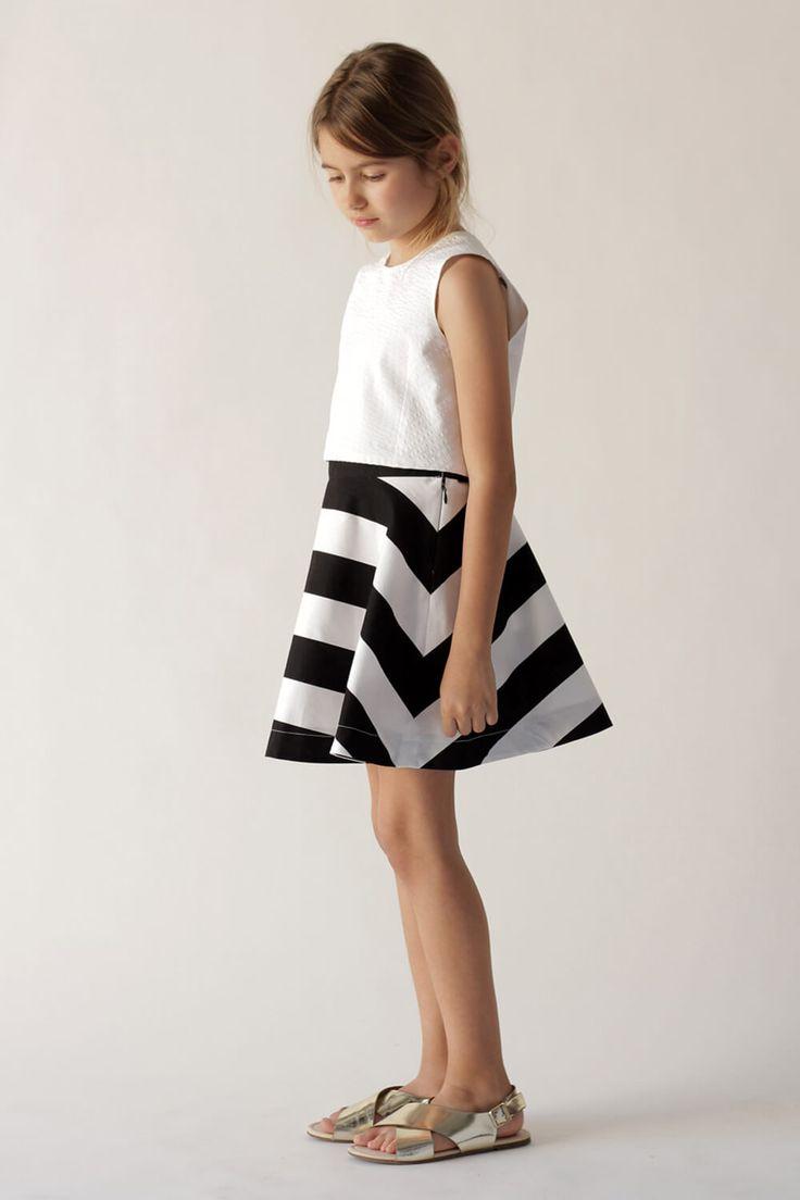 33 mejores im genes sobre moda infantil primavera verano for Jardin infantil verano 2016