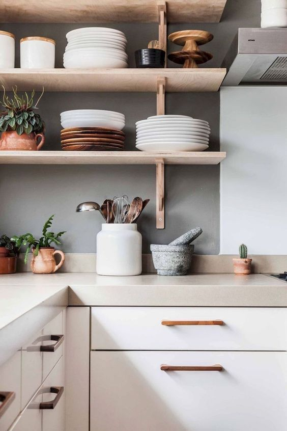 Simple tips for the kitchen organization