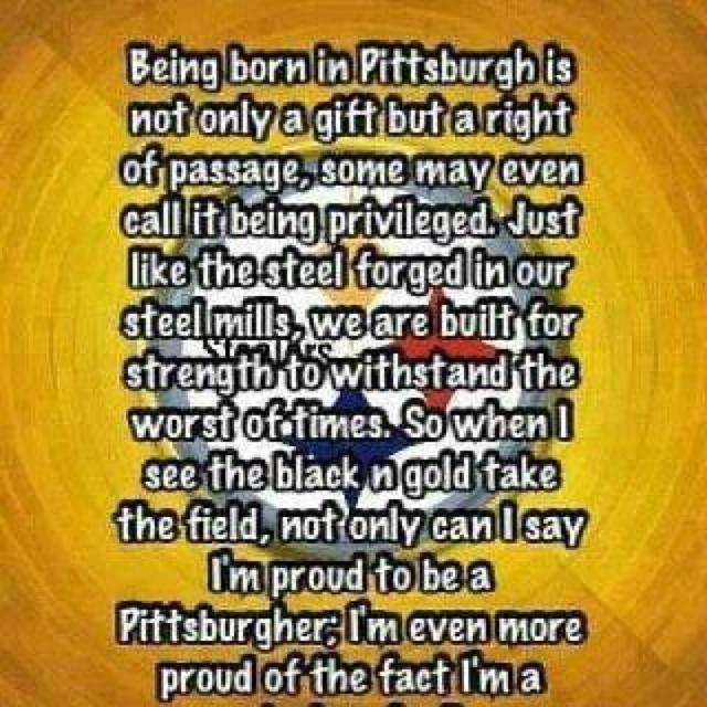 Everything Steelers