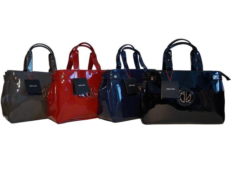 Ecopelle finitura vernice per le borse Guido Vietri linea Apollonia modello 002. Per te nel nostro shop su Amazon.it: http://www.amazon.it/s/ref=sr_nr_p_4_1?me=AMVJO3UPU429R&fst=as%3Aoff&rh=p_4%3AGuido+Vietri&ie=UTF8&qid=1444567451