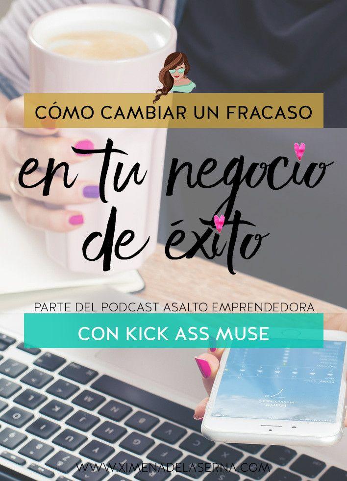 AE007: ¿Cómo ganar dinero con un blog? No. Cómo pasar de la calle ¡a tener a Apple como cliente! Con Kick Ass Muse http://www.ximenadelaserna.com/podcast/como-ganar-dinero-con-un-blog/