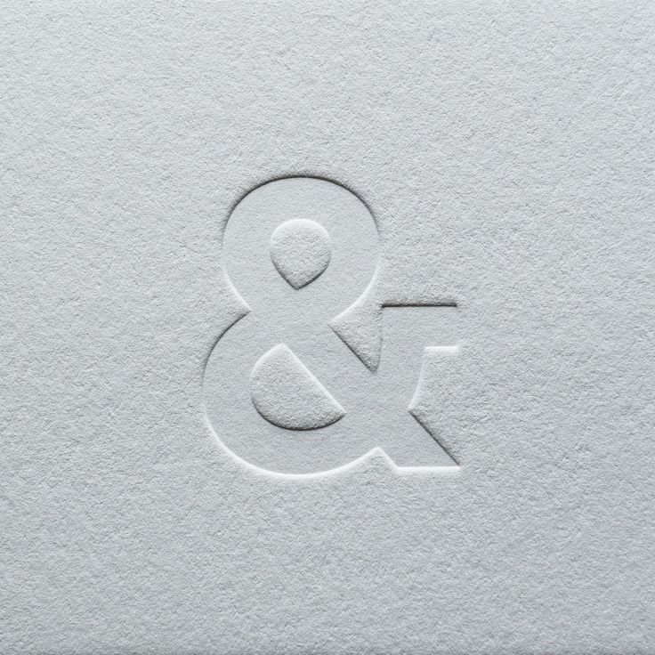 Blind Ampersand - Hoban Press