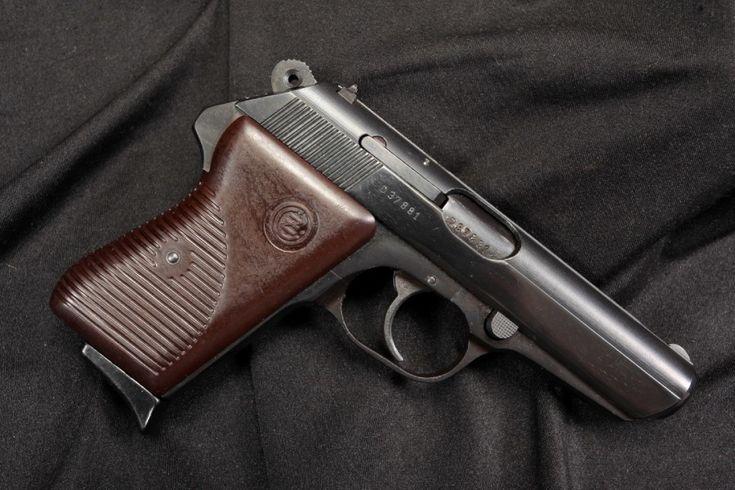 CZ VZ-50 - 7.65mm Browning (.32 ACP)