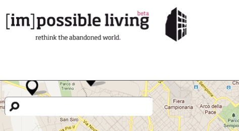 ImpossibleLiving.com    Impossible living  rethink the abandoned world.  The first global community born to map  and give new life to abandoned buildings