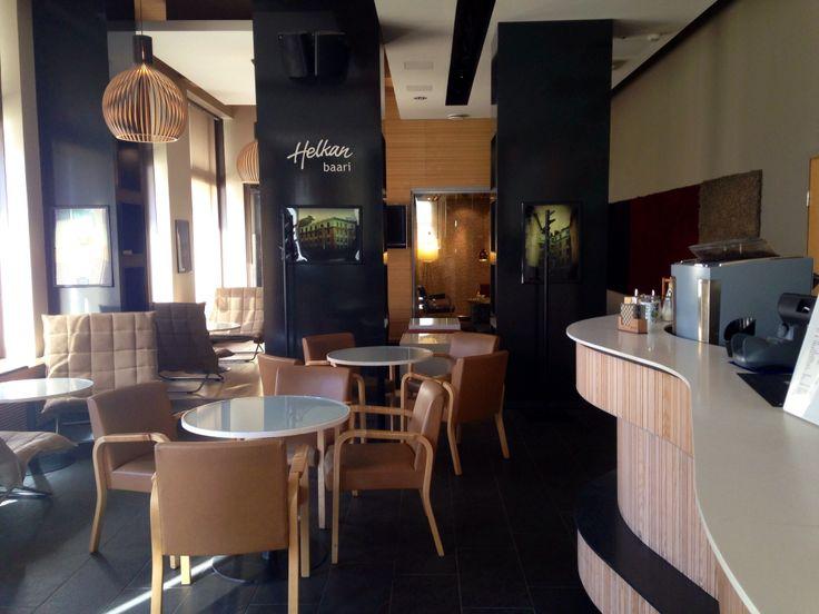 Bar and hotel Helka, Helsinki