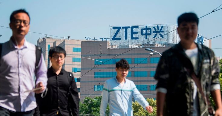 Chinese Tech Giant May Be First Victim of a New U.S. Cold War  ||  The electronics firm ZTE has found success in the American market like few other Ch…