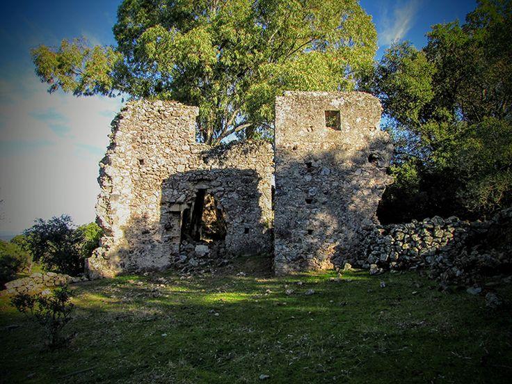 Convento de los frailes viejos en Alburquerque. #Convento #Convent #ruinas #Ruins #Art #Arte