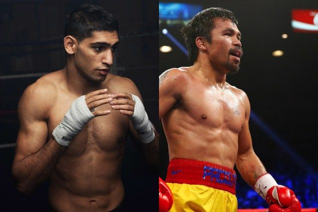 """Pacquiao may fight Amir Khan for WBO welterweight title -   Philippine boxer Manny Pacquiao has confirmed that he could face British fighter Amir Khan in the next bout.  """"My team and I are in negotiations with Amir Khan for our next fight. Further announcements coming soon,"""" …"""
