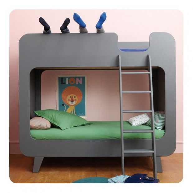 Best 25 bunk bed ideas on pinterest house bunk bed Futon for kids room