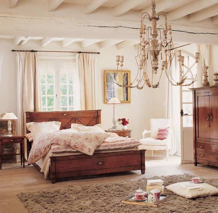 Bedroom Wood Luxury Colonial Bed Beside Furniture Ideas Sets Decorating White Wall Paint Modern Interior Decoration