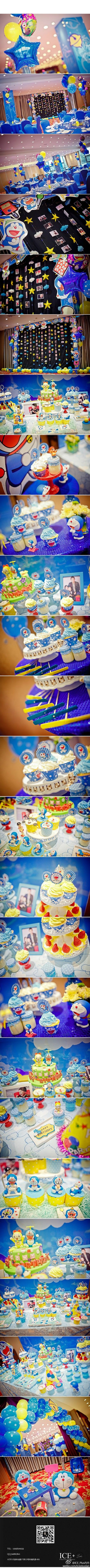 Doraemon birthday party