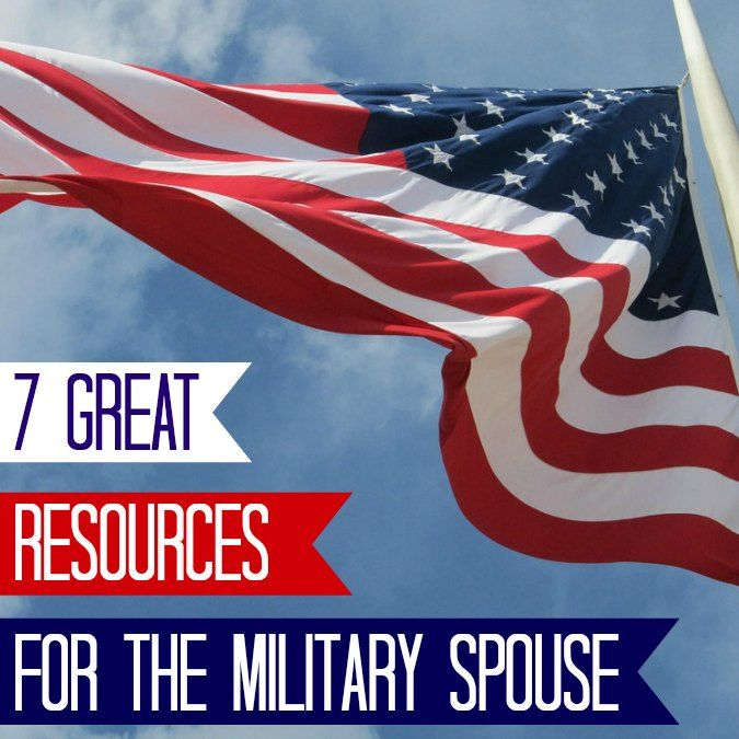 7 Great Resources for the Military Spouse - The Military Wife and Mom