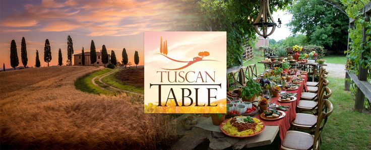 Tuscany is known for its unforgettable landscapes, architectural heritage, and unparalleled hospitality of Cucina contadina (farmer's kitchen). Historic villages, fortified castles, and country churches are scattered all over the region; and provide the weary traveler with a sense of living history.