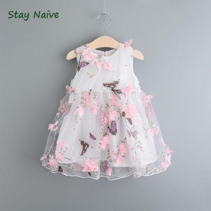 $8.17 (Buy here: https://alitems.com/g/1e8d114494ebda23ff8b16525dc3e8/?i=5&ulp=https%3A%2F%2Fwww.aliexpress.com%2Fitem%2FThe-latest-2016-summer-children-s-clothing-for-girls-butterfly-petal-yarn-vest-princess-dress-jumpsuit%2F32638194451.html ) The latest 2017 summer children's clothing for girls butterfly petal yarn vest princess dress  jumpsuit for just $8.17