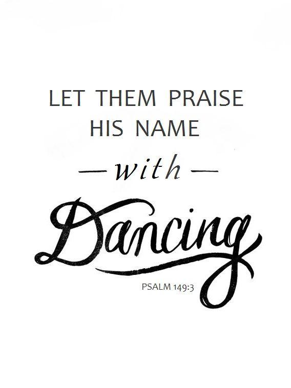 Psalm 149:3