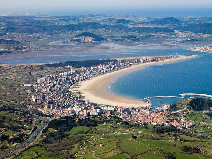 España a vista de pájaro Cantabria- Spain: A bird's eye view - SkyscraperCity
