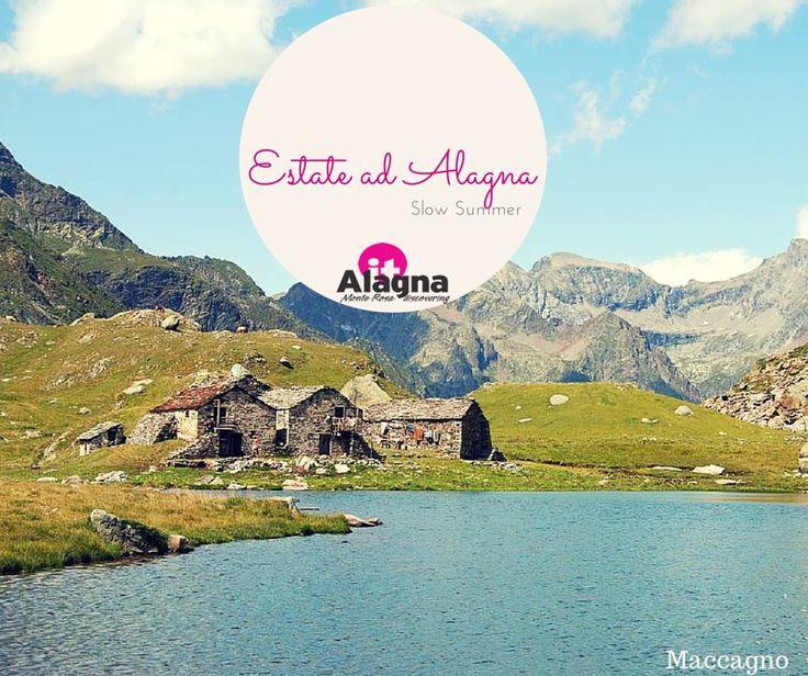 Maccagno, l'alpeggio della toma - #percorsi e #itinerari per il #trekking estivo. #vacanze #ecoturismo #montagna #piemonte #alagna #valsesia #trekking #Monterosa