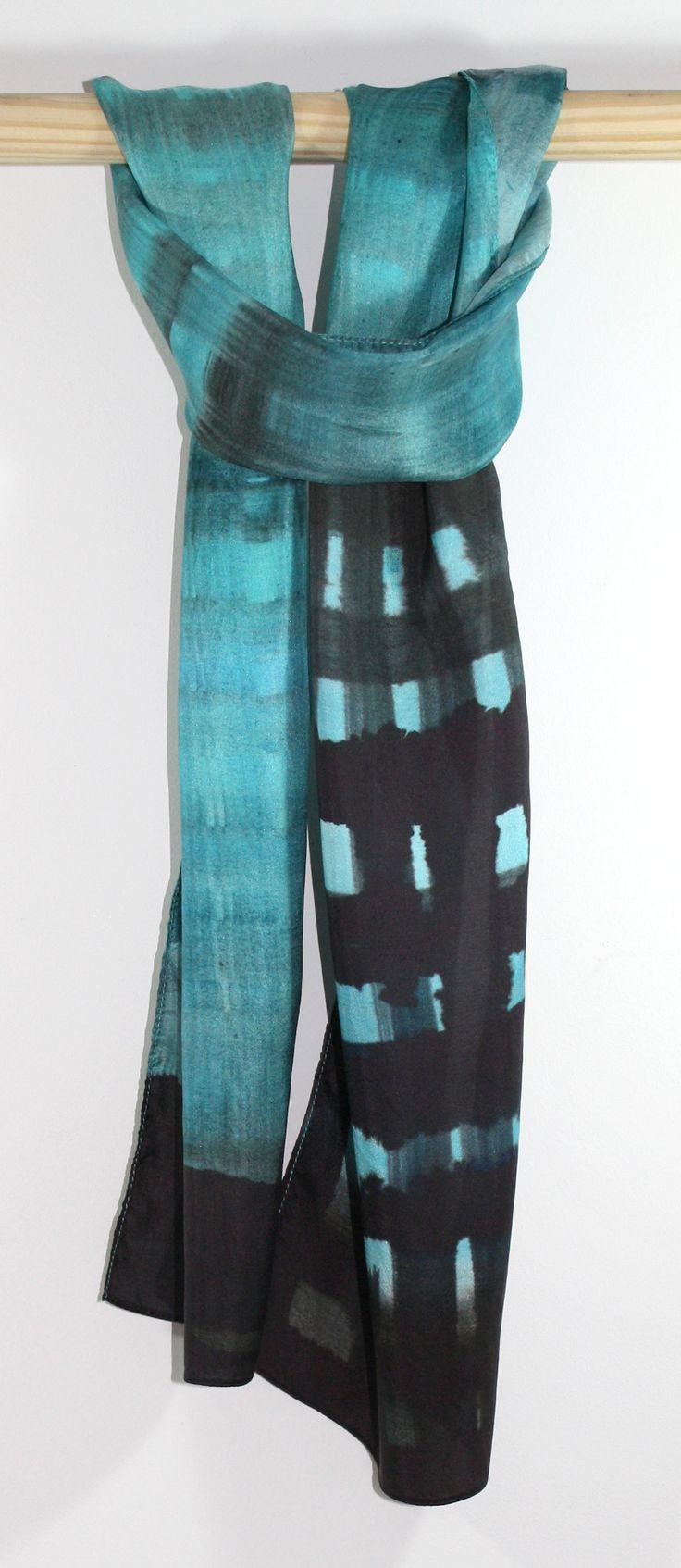 Paint Photo silk scarf, £45.00