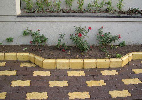 interlocking pavers from India