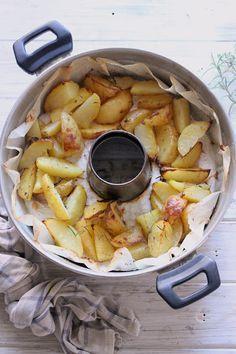 patate al forno la ricetta perfetta e veloce in pentola fornetto versilia | .