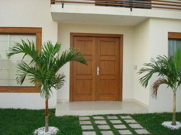 tropical double front door - Google Search
