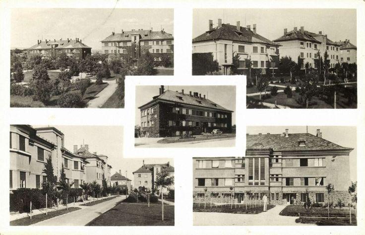 A tisztviselő lakások múltja - PURE DESIGN