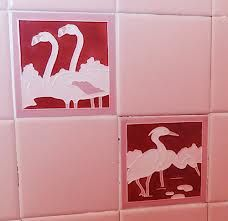 17 Best Images About Pink Flamingo Shower Curtain On Pinterest Bathrooms Decor I Spy And The