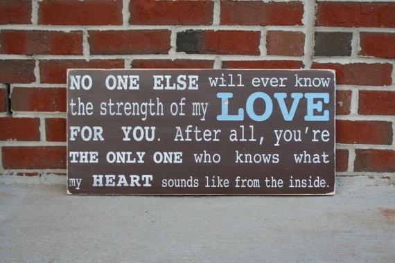 <3Wall Decor, Mothers, Scoreboard, Kids Room, My Heart, So True, Children, Favorite Quotes, Baby