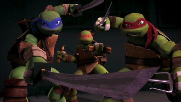 Teenage Mutant Ninja Turtles (2012) Episode 6 Metalhead