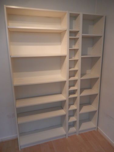 Ikea billy bookcases and benno cd tower ikea billy - Ikea porta cd billy ...